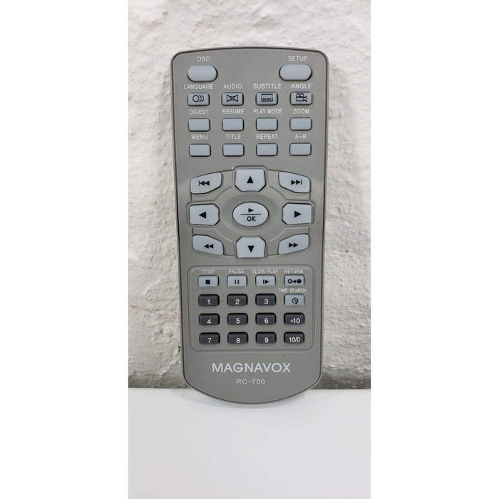 Magnavox RC-700 TV DVD Combo Remote for MPD700 MPD720 MPD820 MPD820/17 MPD850 - Remote Control