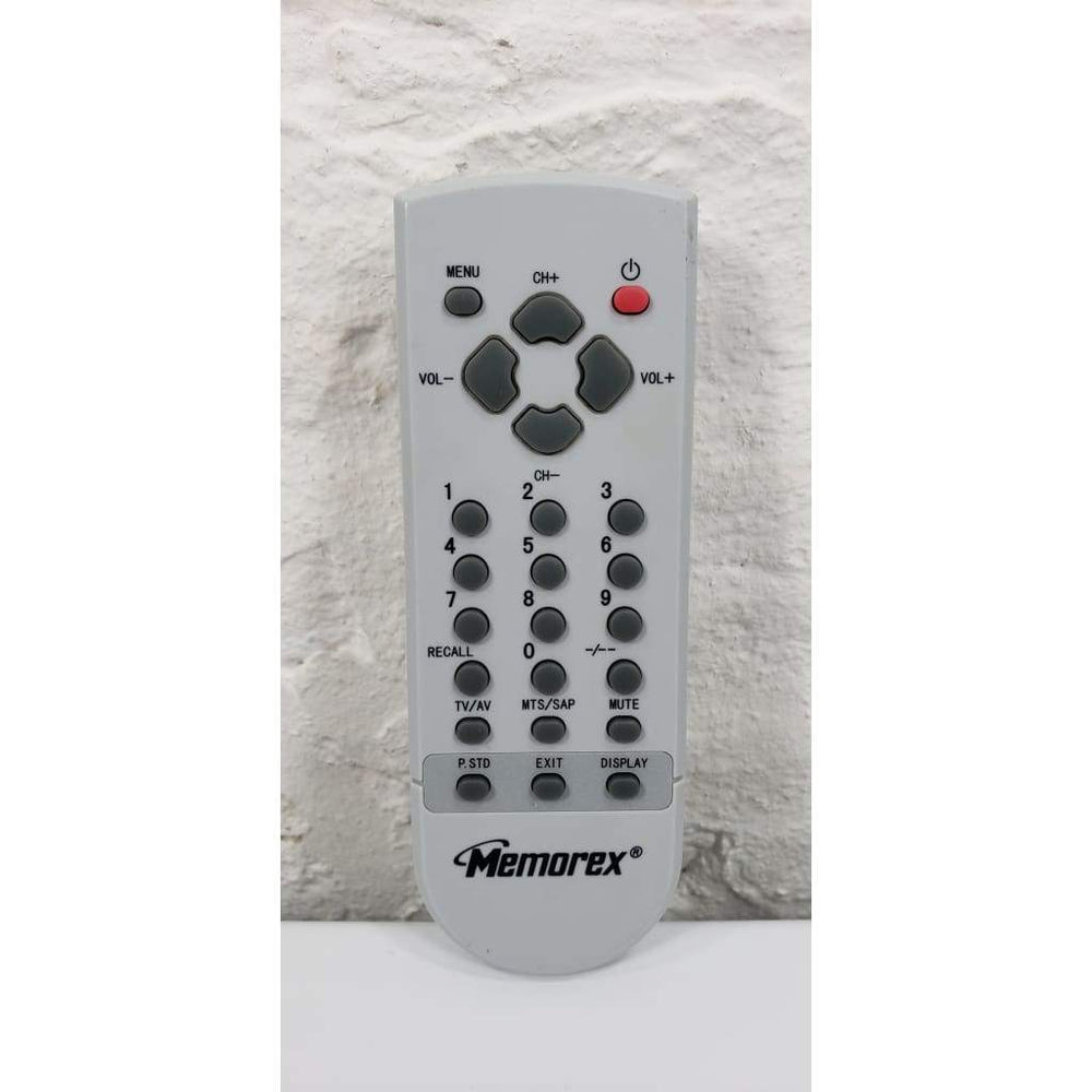 Memorex MT2024REM TV Remote for 21F7AP MT2024 MT2024A - Remote Control