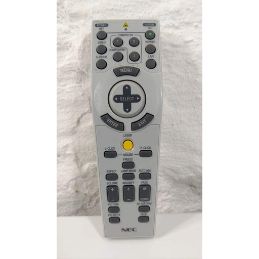 NEC RD424E Projector Remote Control for LT380 LT280 NP1000 NP2000 - Remote Control
