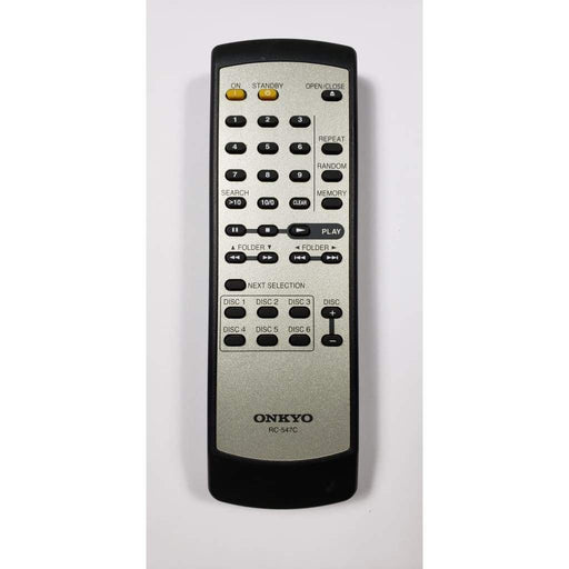 Onkyo RC-547C CD Player Remote Control - Remote Control
