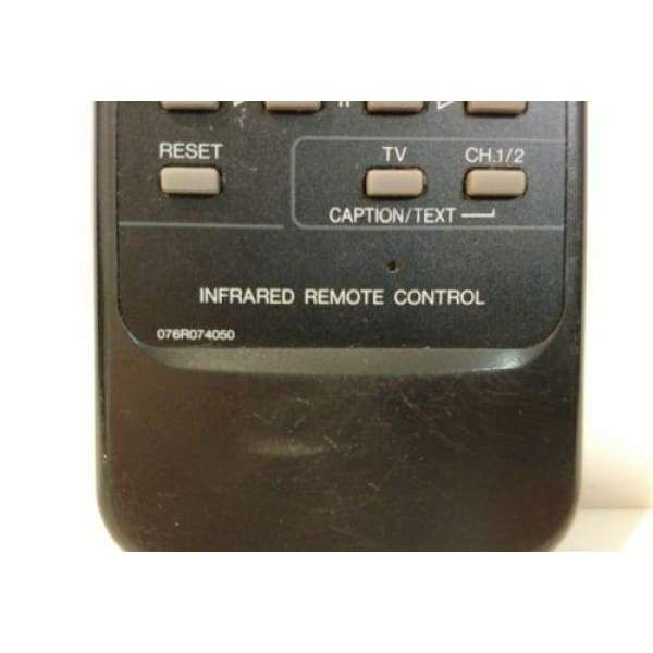 Orion 076R074050 CCD TV Remote Control - Remote Controls