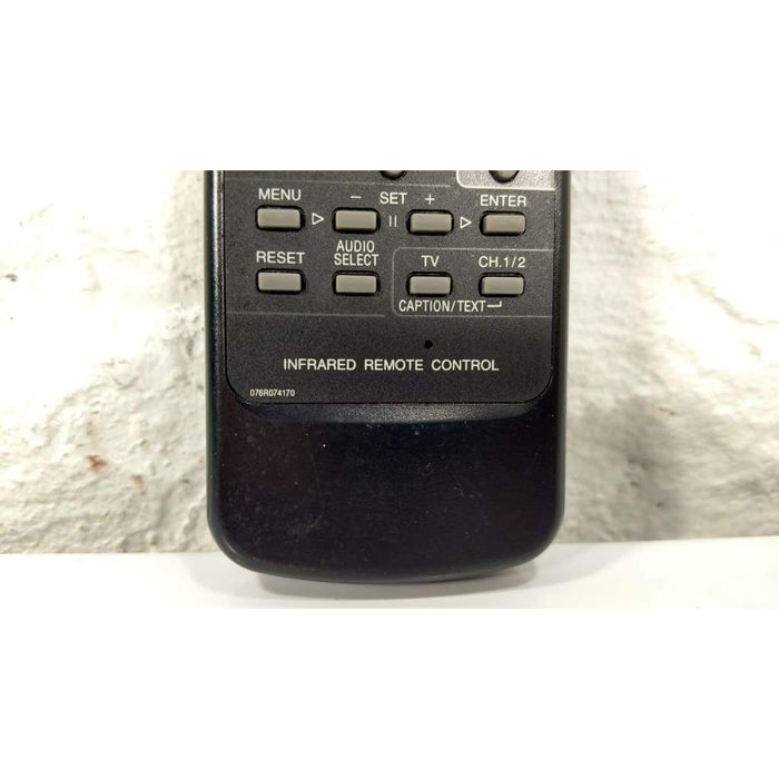 Orion 076R074170 CCD Remote for MT2252 TVS2540A TVS2540B TVS2541 etc. - Remote Control