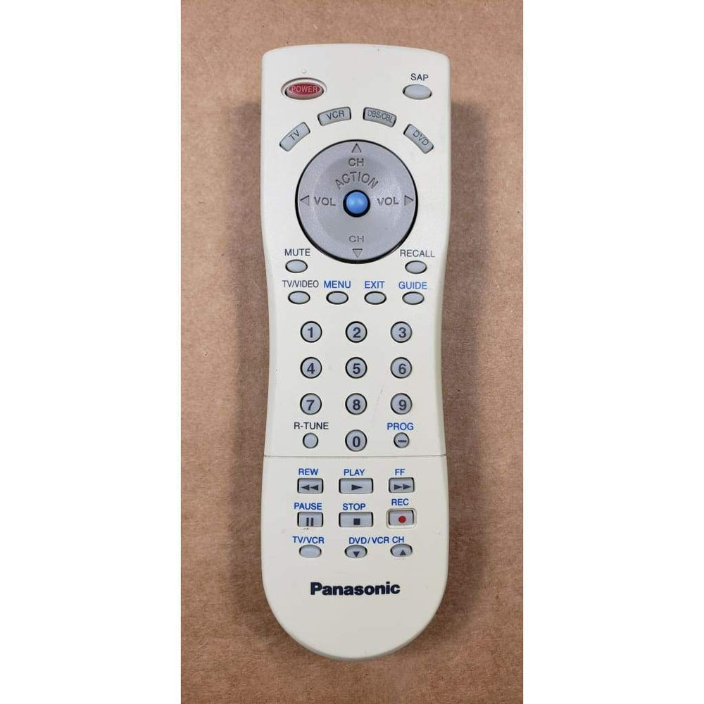 Panasonic EUR7613ZB0 TV Remote Control