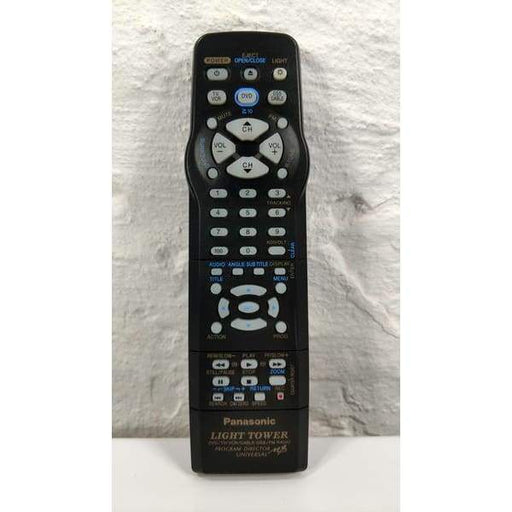 Panasonic LSSQ0302 Light Tower Plus DVD VCR Remote - Remote Control