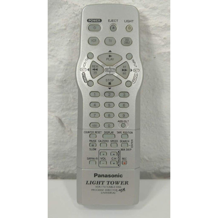 Panasonic LSSQ0386 Light Tower Remote for PVV4623 PVV4623S PVV4623SK - Remote Control