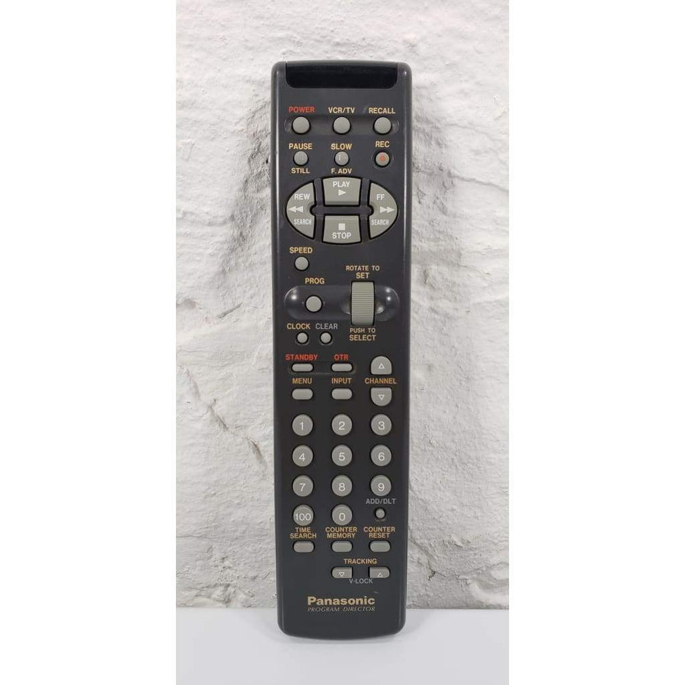 Panasonic VSQS1241 VCR Remote For PV4301 PV4303 PV4308 PV4358 PV4361 - Remote Control