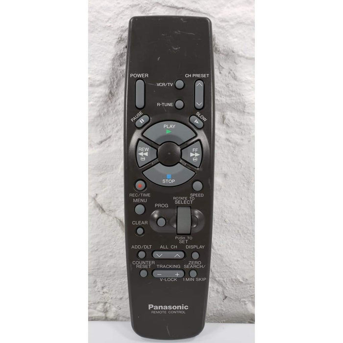 Panasonic VSQS1337 VCR Remote for AG1290 AG1290P - Remote Control