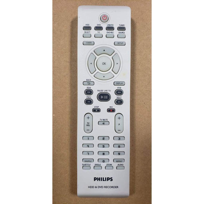 Philips HDD & DVD Recorder Remote for DVDR3450 DVDR3560 - Remote Controls