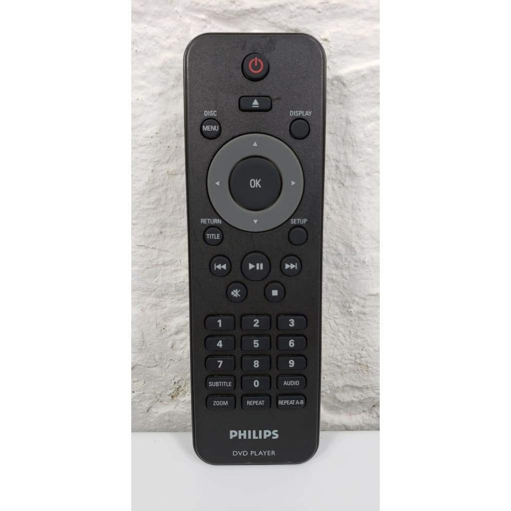 Philips RC-5110 DVD Remote for DVP3962 DVP3980 DVP3982 - Remote Control