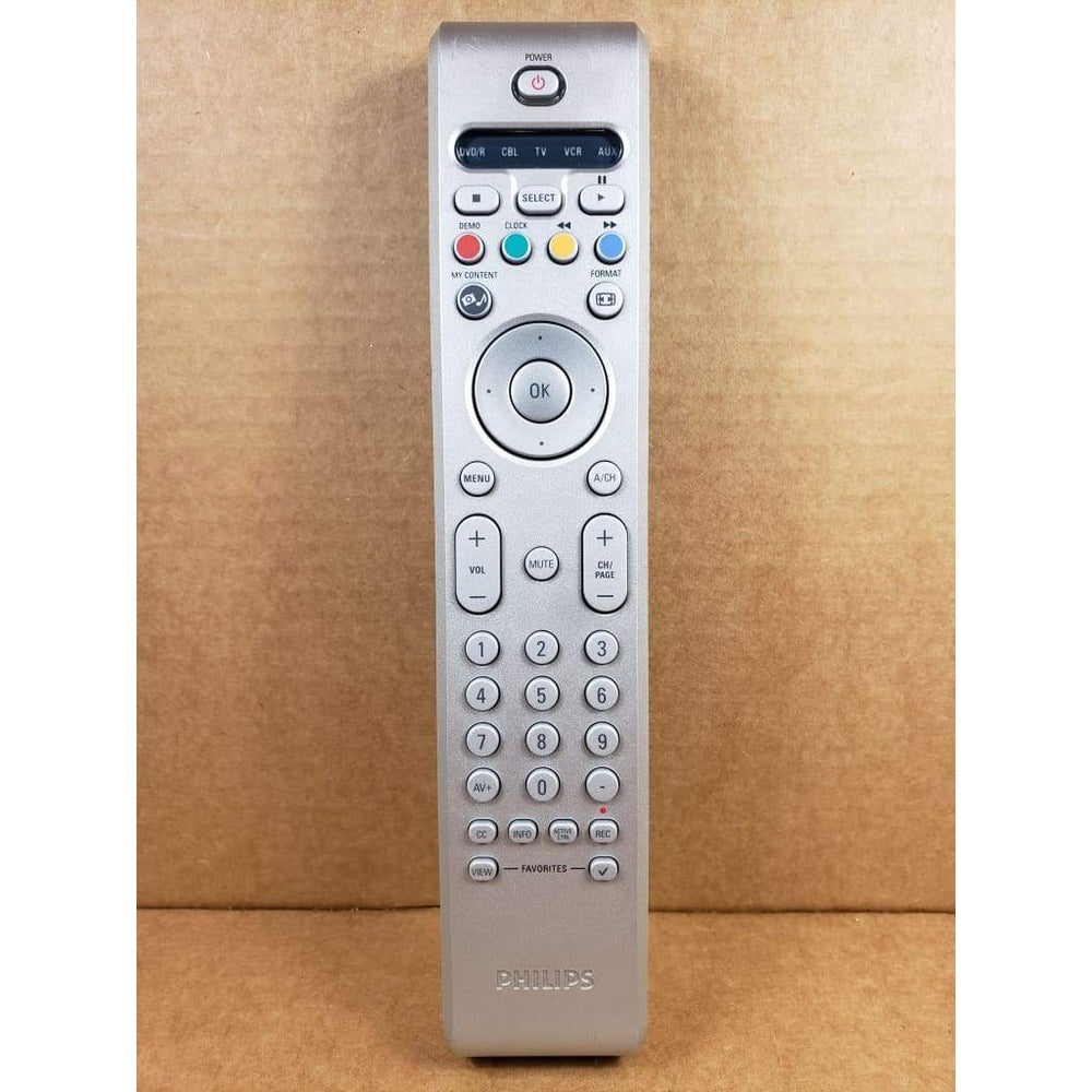 Philips RC4346/01B TV Remote Control - Remotes