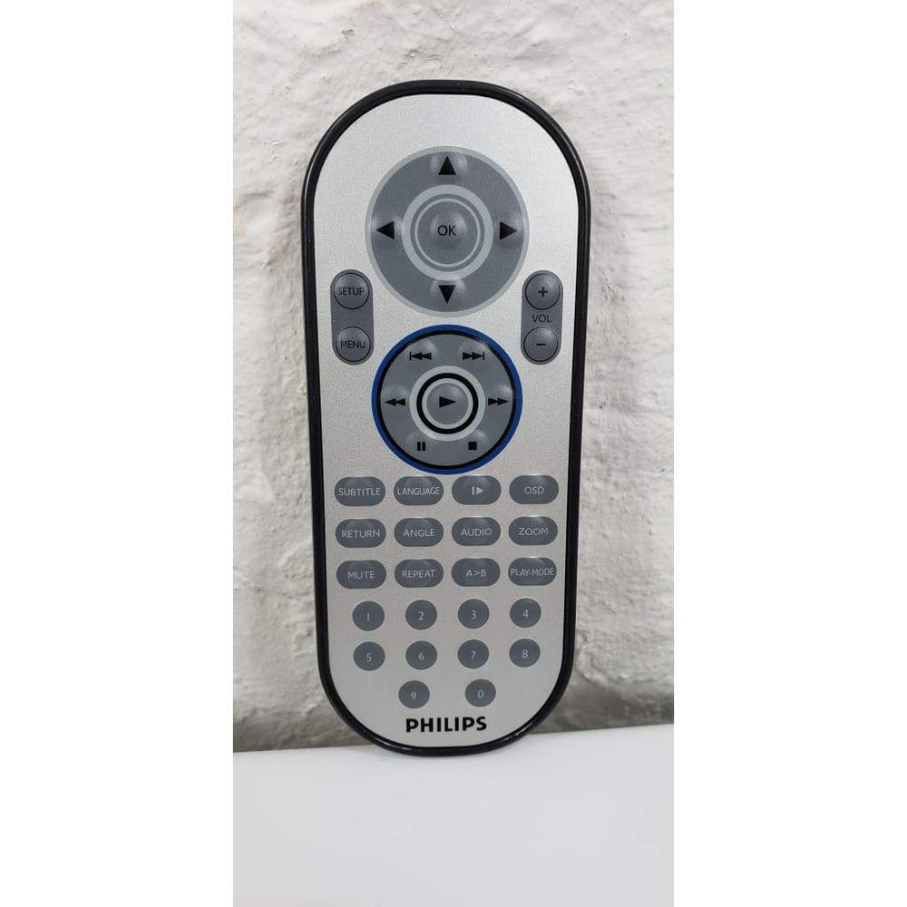 Philips RC810 DVD Remote for PET705 PET707 PET710 PET715 PET725 PET810 PET1000 - Remote Control