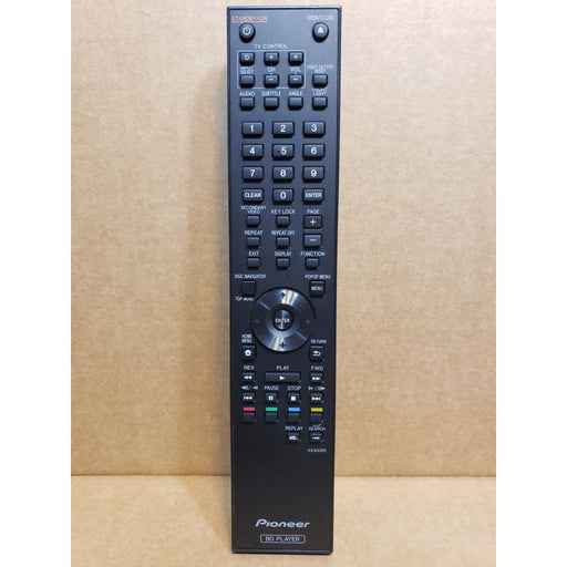 Pioneer VXX3351 Blu-Ray BD Player Remote Control - Remote Control