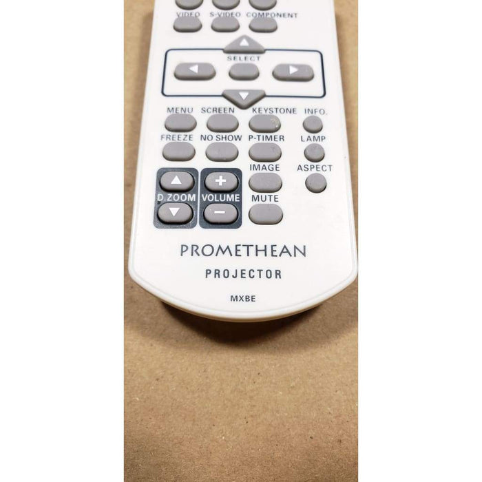 Promethean MXBE Projector Remote Control for RTMXBE MXBE - Remote Controls