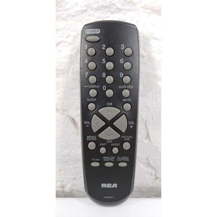 RCA 076E0PS011 TV Remote Control for 27F554T - Remote Control