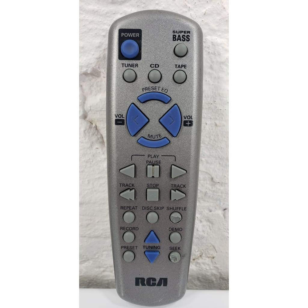 RCA CRK291 Audio System Remote Control For RS1248 RS1249 RS1251 RS1247B - Remote Control
