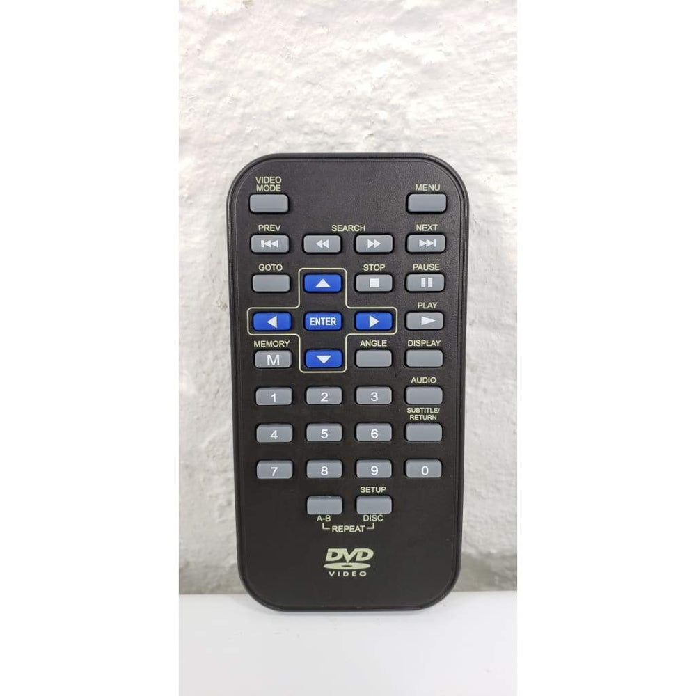 RCA Portable DVD Player Remote Control for DRC6309 DRC69702 DRC99731 - Remote Control