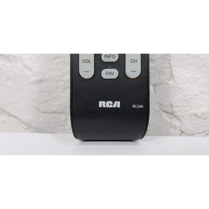 RCA RC246 TV Remote for L22HD41 L26HD31R L26HD41 L32HD31R L32HD41 etc. - Remote Control
