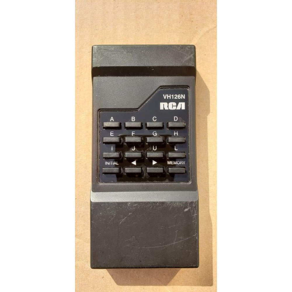 RCA VH126N Remote for Programmable Antenna Rotator - Remote Controls