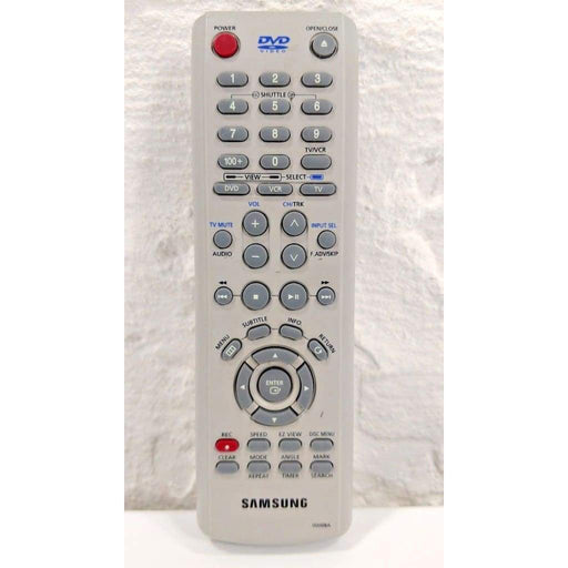 Samsung 00008A DVD Player Remote Control for DVDV3000 DVDV3500 DVDV3600 - Remote Controls