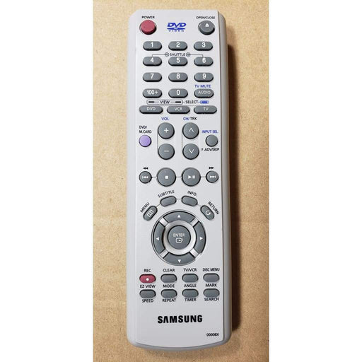 Samsung 00008X DVD Player Remote Control - Remote Controls
