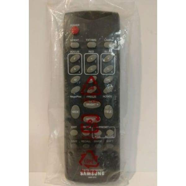 Samsung 5900-1212 Digital Presenter Projector Remote Control - Remote Controls