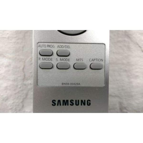 Samsung BN59-00429A TV Remote for LN15S51B LN20S51B LNR1550 LNR1550X - Remote Controls