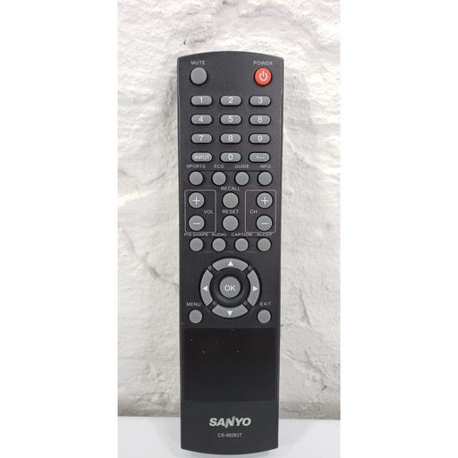 Sanyo CS-90283T LCD TV Remote Control for DP42410 DP55441 - Remote Control