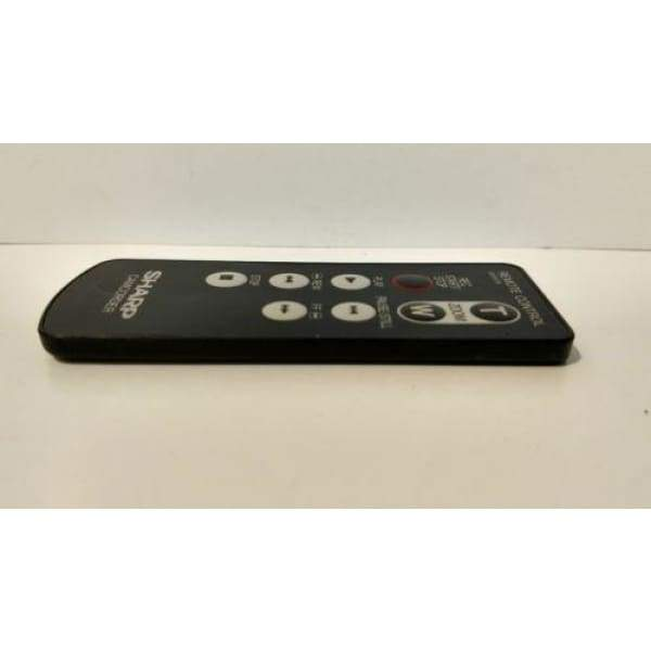 Sharp G0015TA Camcorder Remote for VL63U VLL390 VLL390U VLL63 - Remote Controls
