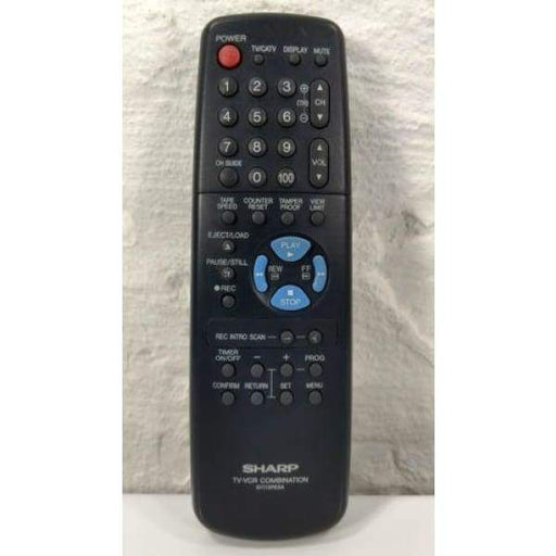 Sharp G1113PESA TV VCR Remote Control - Remote Controls