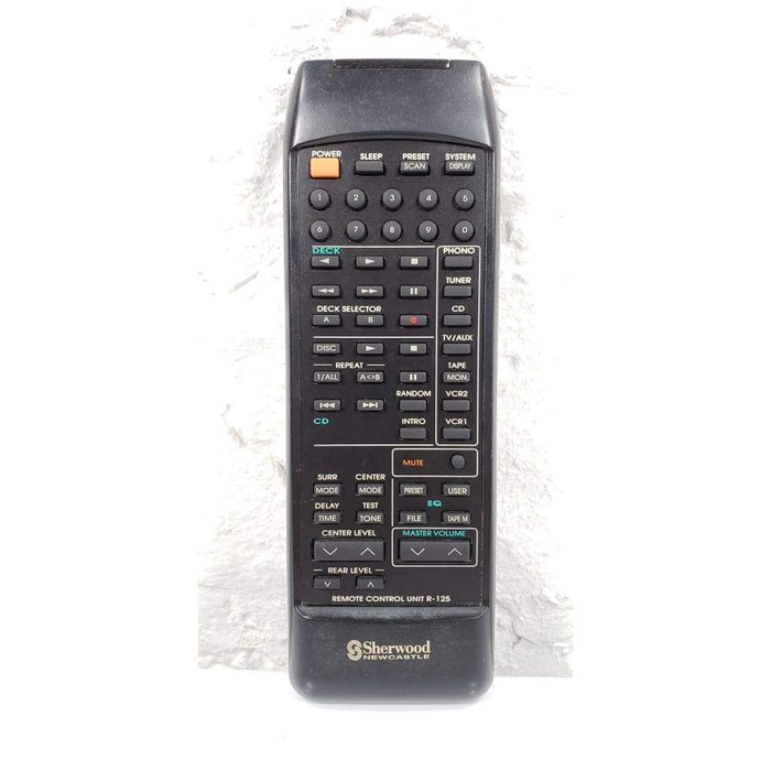 Sherwood Newcastle R-125 Audio Receiver Remote for R125RDS - Remote Control