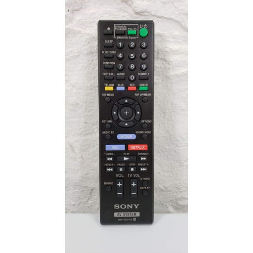 Sony RM-ADP111 Audio System Remote Control for BDV-E2100 - Remote Control