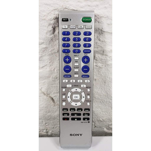 Sony RM-V210 4-Device Universal Remote Control - Remote Control