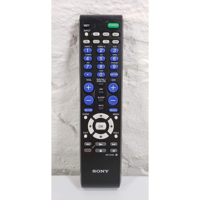 Sony RM-V310A 7-Device Universal Remote Control - Remote Control