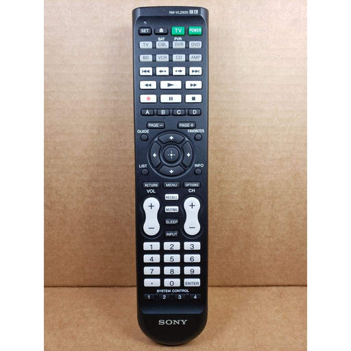 Sony RM-VLZ620 8-Device Universal Remote Control - Remote Control
