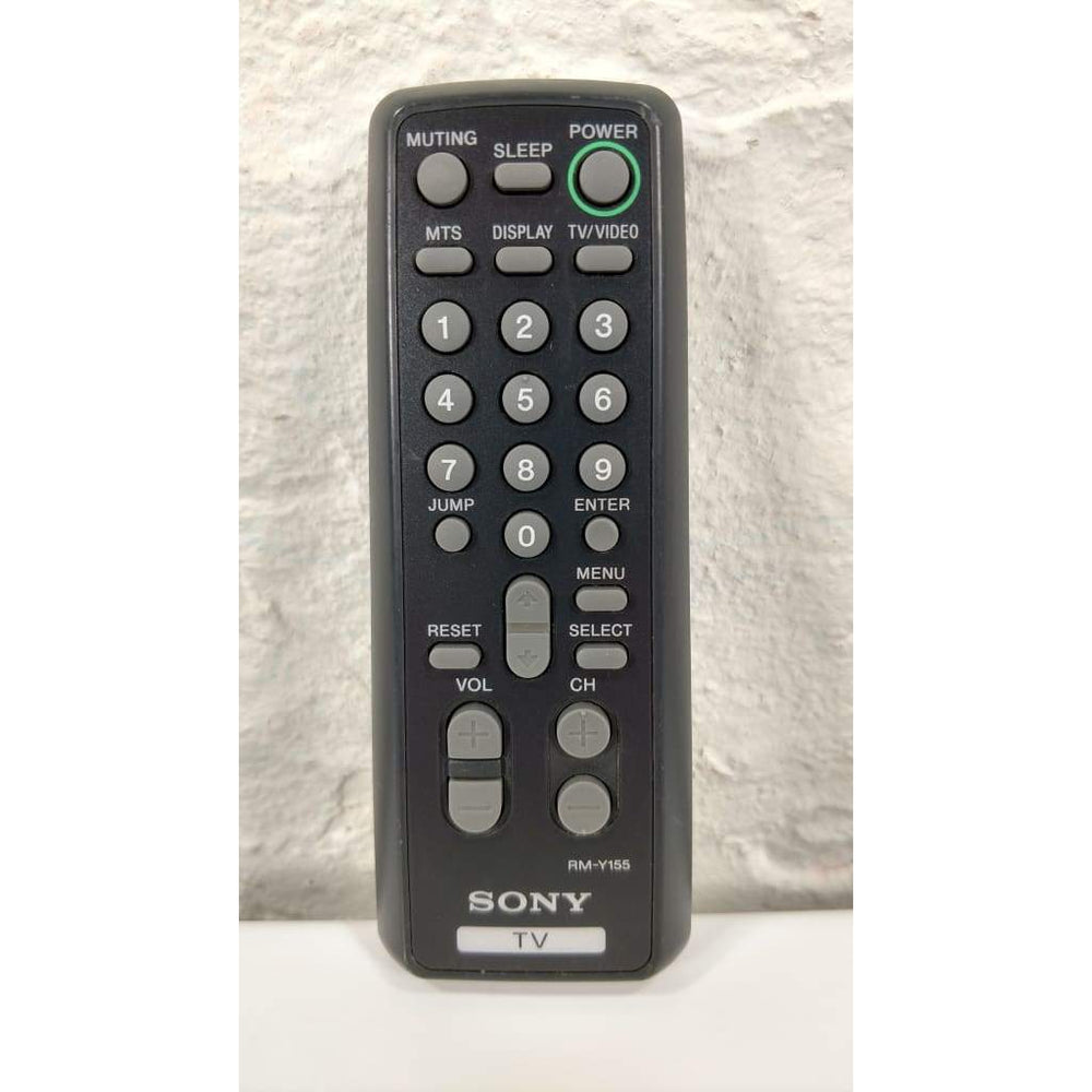 Sony RM-Y155 TV Remote Control for KV-13M142 KV-13M40 KV-13M42 KV-13M50 KV-13M53 - Remote Controls