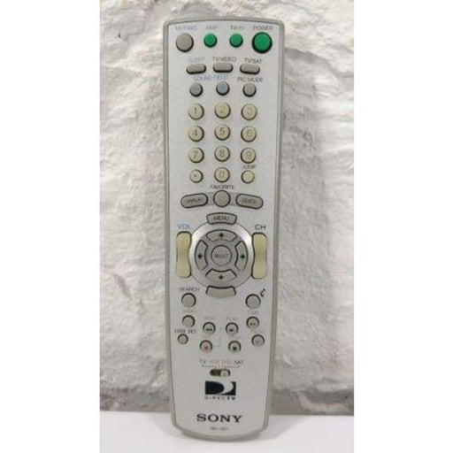 Sony RM-Y807 DirecTV Satellite Remote Control for SAT-A65 SAT-A65A - Remote Controls