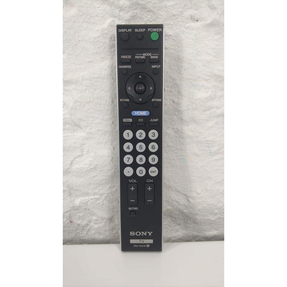 Sony RM-YD018 TV Remote for KDL-26S3000 KDL-32S3000 KDL-32SL130 KDL-40S3000 - Remote Control