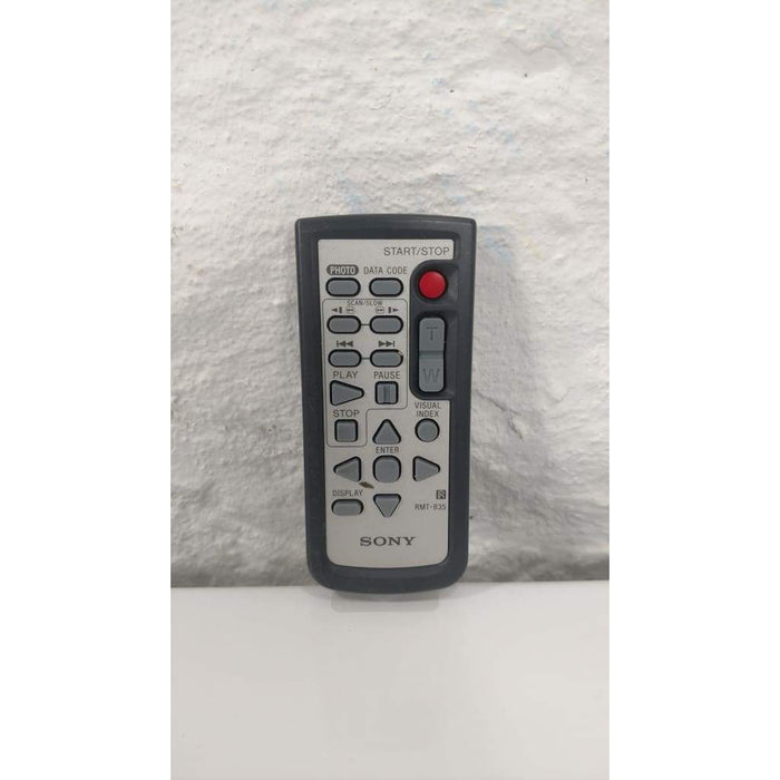 Sony RMT-835 HDD Handycam Camcorder Remote for DCR-DVD203 DCR-DVD803 - Remote Control