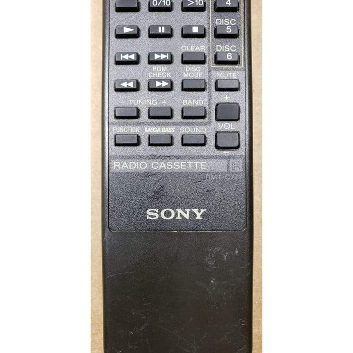 Sony RMT-C777 Audio System Remote Control - Remote Control