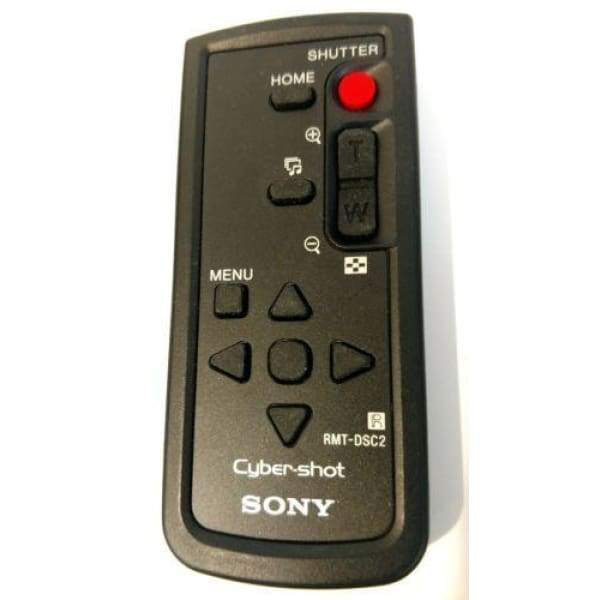 Sony RMT-DSC2 CYBERSHOT Remote Control Shutter Release for Cyber Shot Cameras - Remote Controls
