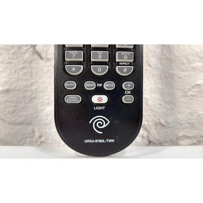 Time Warner Cable UR5U-8780L-TWN Universal Clickr-5 Remote Control - Remote Controls