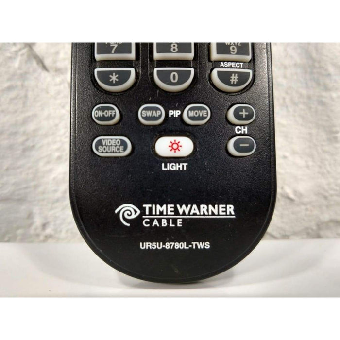 Time Warner UR5U-8780L-TWS TV Remote Control - Remote Controls
