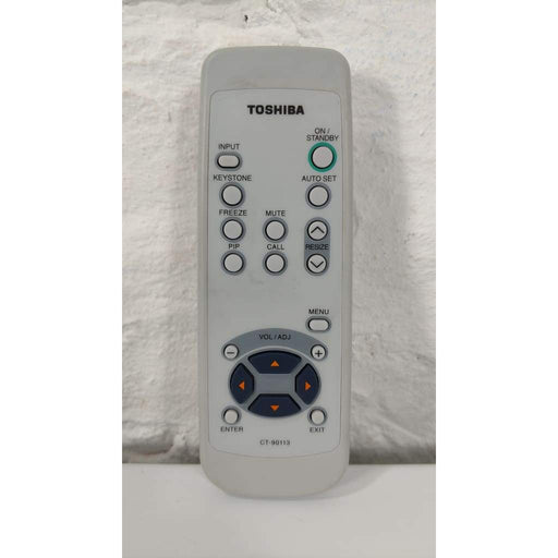 Toshiba CT-90113 Projector Remote Control for TLP380 TLP381 - Remote Control