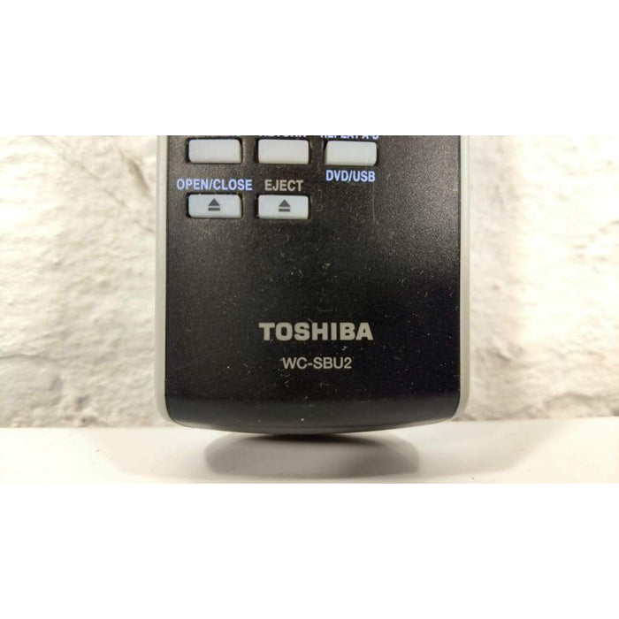 Toshiba WC-SBU2 TV VCR DVD Remote Control for MW20F52 MW24F52 - Remote Control