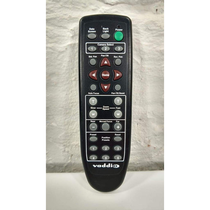 Vaddio IR Remote Commander 998-2100-000 for Vaddio models & Sony EVI-D70 EVI-D100 BRC-300 - Remote Control