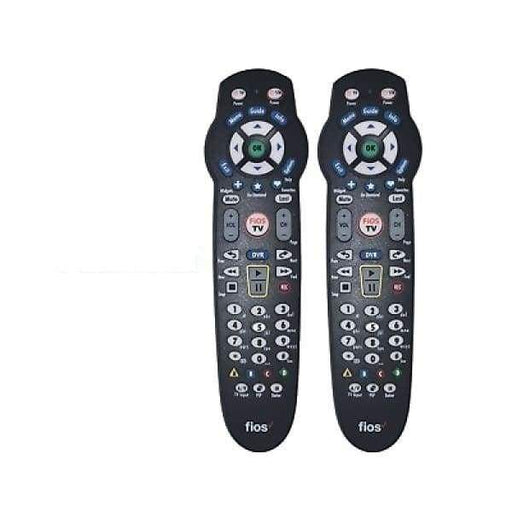 Verizon FIOS TV Universal Remote Control for All Set Top Boxes (pair) - Remotes