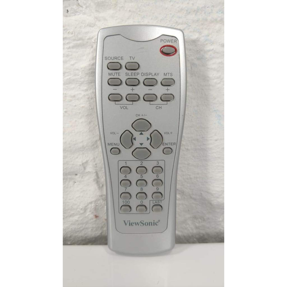 Viewsonic N1300 LCD TV Remote Control - Remote Control