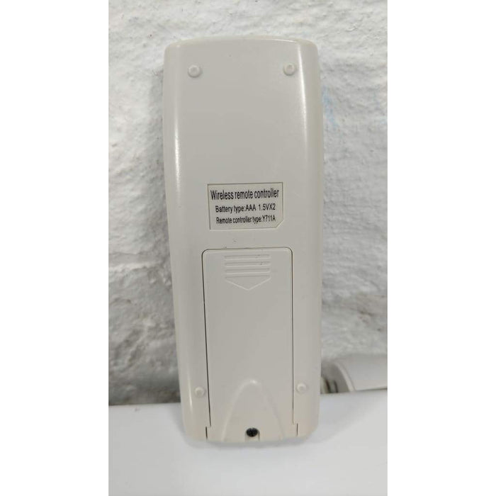 Whirlpool Y711A Remote Control for Whirlpool Air Conditioners - Remote Controls
