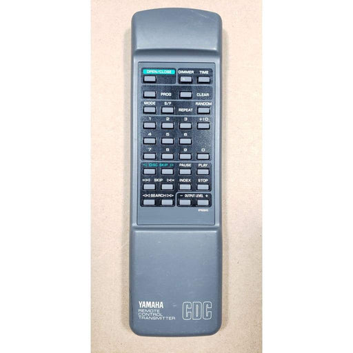 Yamaha VP60840 CD Remote Control for CDC-635 CDC-96 VD-3795 - Remote Controls