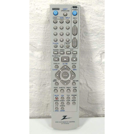 Zenith 6711R1P072D DVD/VCR Combo Remote for XBV441 XBV442 XBV443 ZDX-313 - Remote Control